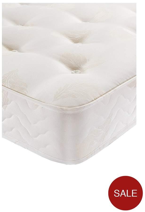 Rebound Cotton Natural Tufted Mattress - Medium