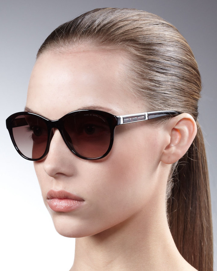 MARC by Marc Jacobs Retro Round Sunglasses