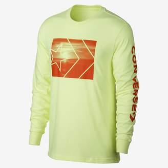 Converse Beach Mens Long Sleeve T-Shirt