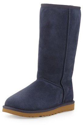 UGG Classic Tall Suede Boot $165 thestylecure.com