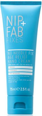 Nip + Fab No Needle Fix Age Relief Hand Cream
