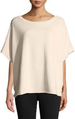 Frank And Eileen Capelet Short-Sleeve Crewneck Tee
