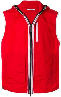 Givenchy hooded gilet