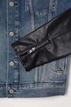 H&M Denim Jacket - Blue
