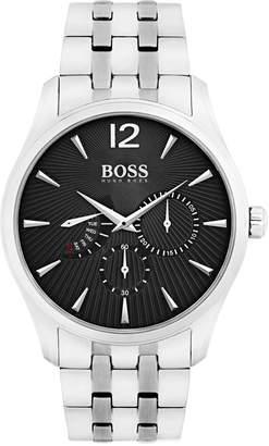 HUGO BOSS 1513493 Commander Watch Silver