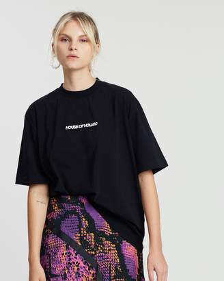 House of Holland HOH Embroidered T-Shirt