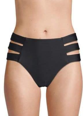 Amalie Cut-Out Bikini Bottom