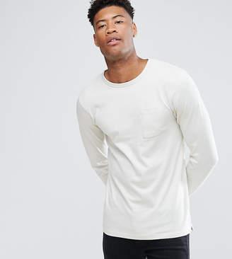 Another Influence TALL Long Sleeve Pocket T-Shirt