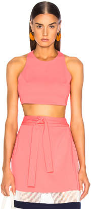 Flagpole Kate Crop Top in Flamingo | FWRD