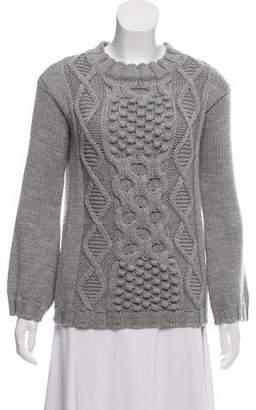 4d6098c9bcf9bd Moncler Virgin Wool Women's Sweaters - ShopStyle