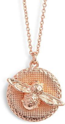 Olivia Burton Bee Pendant Necklace