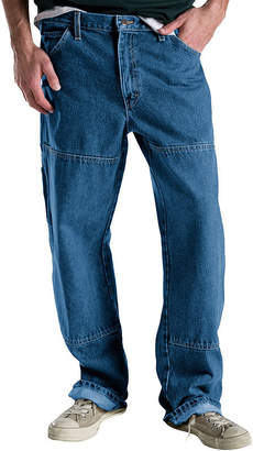 Dickies Relaxed-Fit Double-Knee Carpenter Jeans