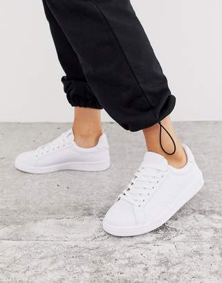 Fred Perry b721 embossed laurel wreath logo leather sneakers