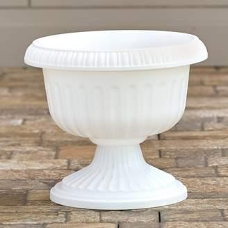 Charlton Home Merion Plastic Urn Planter