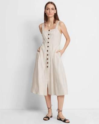 Club Monaco Piqua Linen Dress
