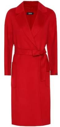 Max Mara S Alati double-face wool coat