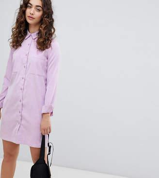 Daisy Street shirt dress in cord