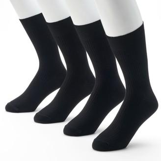 Croft & Barrow Men's 4-pk. Opticool Dress Socks