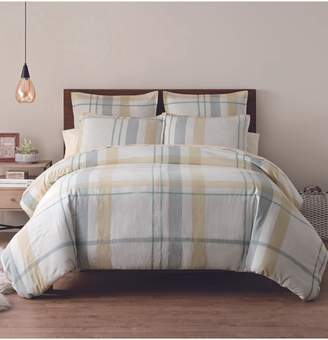 UGG Winter Plaid Duvet Cover