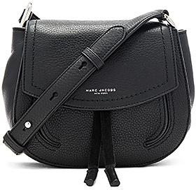 Marc Jacobs Maverick Mini Shoulder Bag in Black. $425 thestylecure.com