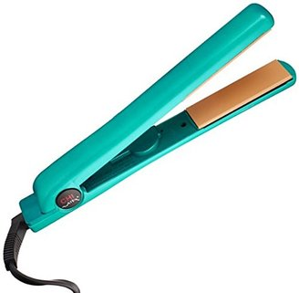 """CHI Air 1"""" Ceramic Flat Iron in True Teal - Ionic Tourmaline Hair Straightener $87.99 thestylecure.com"""