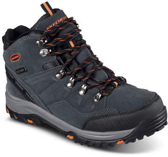 Skechers Men Relaxed Fit: Relment - Pelmo Boots from Finish Line