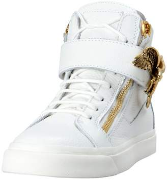 Giuseppe Zanotti Women's Leather Fashion Sneakers Shoes