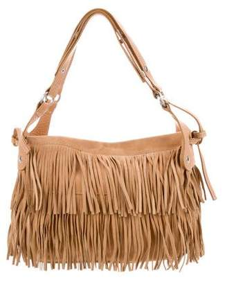 Hogan Fringe Shoulder Bag