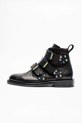 Zadig & Voltaire Laureen Metal Boots