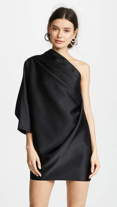 Marc Jacobs Asymmetrical Mini Dress