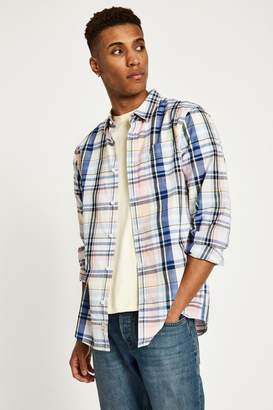 Jack Wills Wingate Poplin Check Shirt
