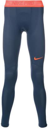 Nike perforated leggings