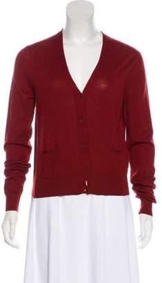 Loro Piana Cashmere Button-Up Cardigan w/ Tags