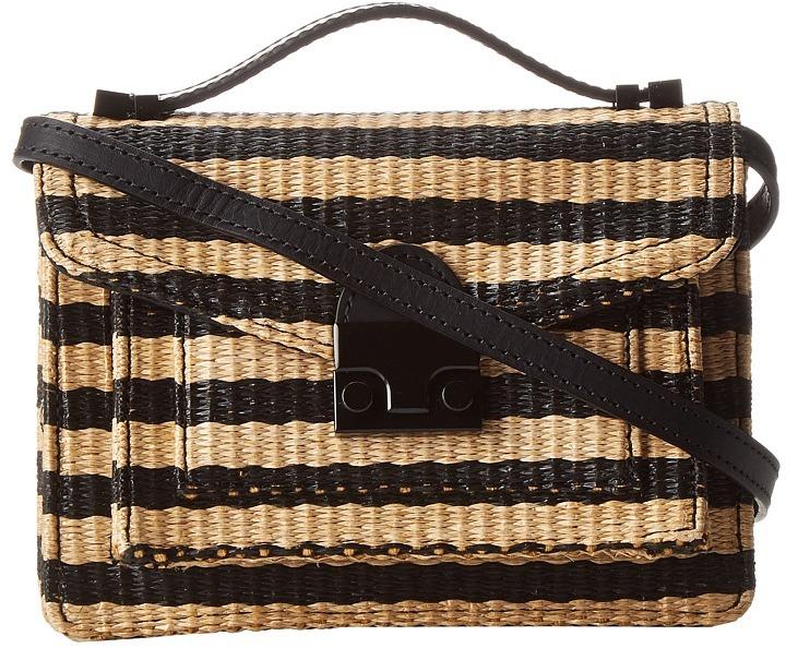 Loeffler Randall Mini Rider Shoulder Handbag