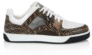 Fendi Fancy Logo Sneakers