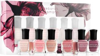 Deborah Lippmann Bed of Roses Nail Polish Set $36 thestylecure.com