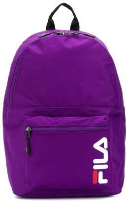 Fila logo print backpack