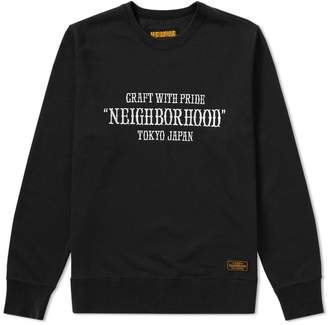 Neighborhood PAP Crew Sweat