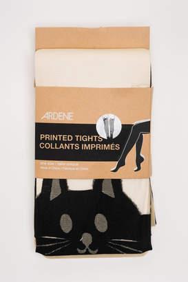 Ardene Printed Tights