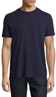 Lacoste Regular-Fit Heathered T-Shirt