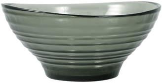 Mikasa Smoke Glass Cereal Bowl