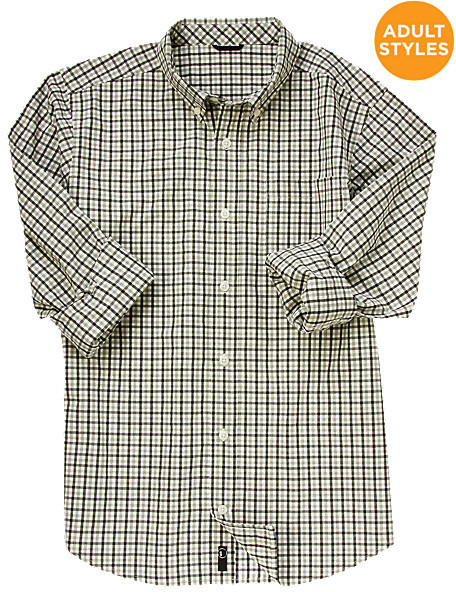 Gymboree Dad Tattersall Shirt