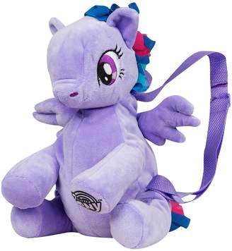 My Little Pony Twilight Sparkle Plush Backpack