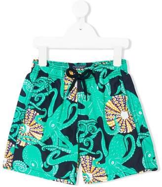 Vilebrequin Kids Jim Jam printed shorts