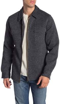 Weatherproof Zip-Up Fleece Jacket