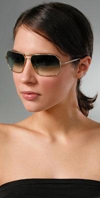 Dita Sunglasses Flight .003 Aviators