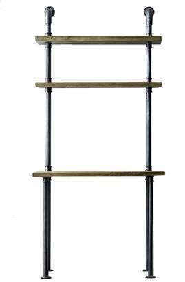 Trent Austin Design Song Industrial Wood Ladder Desk
