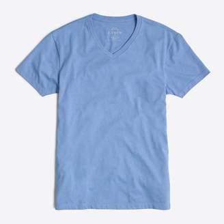 J.Crew Mercantile slim heathered Broken-in V-neck T-shirt