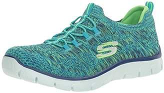 Skechers Sport Women's Empire Sharp Thinking Fashion Sneaker $28.70 thestylecure.com