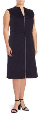 Lafayette 148 New York Carolina Cotton Dress